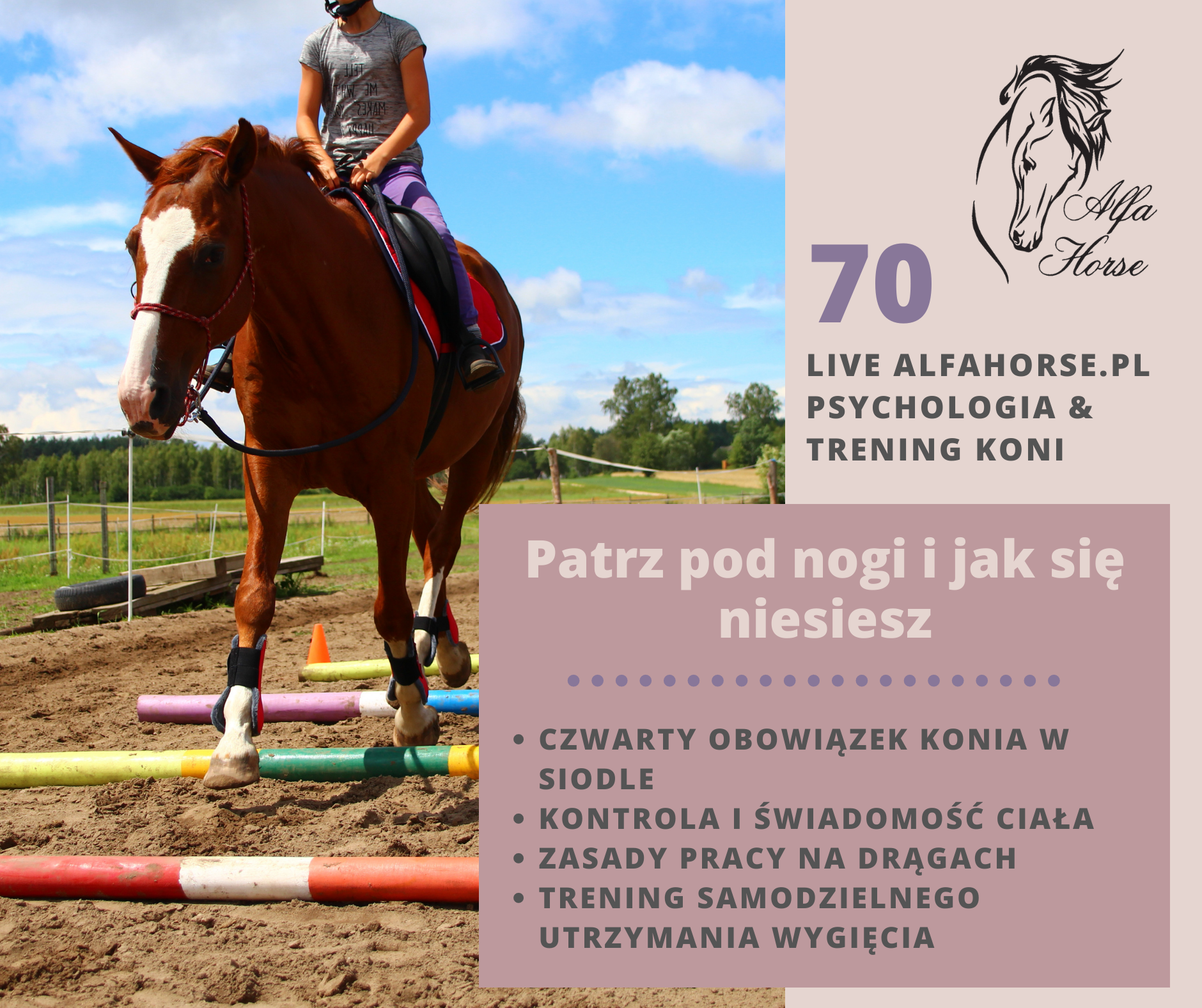 live_70_patrz_pod_nogi_jak_sie_niesiesz_jazda_konna_trening_koni